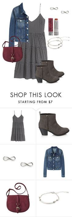 Allison Argent Outfit by zoetozier on Polyvore featuring H&M, Acne Studios, Forever 21, MANGO and Korres