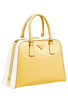 Prada - beautiful yellow
