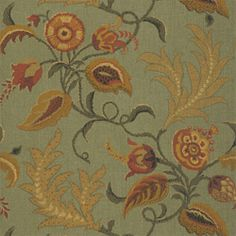Love this wallpaper for dining room or entry.