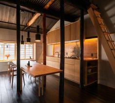 Ichijoji House, maison à Kyoto par l'atelier Luke - Journal du Design
