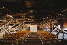 portland warehouse wedding photo 032