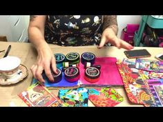 Dylusions New Paint Colors 2016 | Ranger Ink and Innovative Craft Products