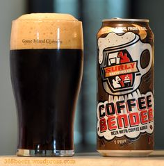 Surly Brewing Company's Coffee Bender | This truly tastes like coffee. It's great.
