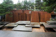 Ira Keller Fountain Park – Landscape Voice