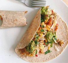 Tortillas fit integrales 🌯🌮 Mexican Food Recipes, Vegan Recipes, Ethnic Recipes, 20 Min, Eat Right, Light Recipes, Vegan Vegetarian, Food And Drink, Veggies