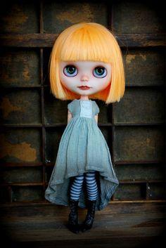 blythe - love the dress!