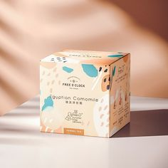 Free O'clock on Packaging of the World - Creative Package Design Gallery Branding that The Indie Practice love! Branding And Packaging, Food Packaging Design, Coffee Packaging, Pretty Packaging, Beauty Packaging, Packaging Design Inspiration, Branding Design, Identity Branding, Corporate Design