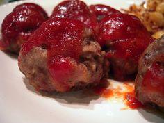 PW meatballs