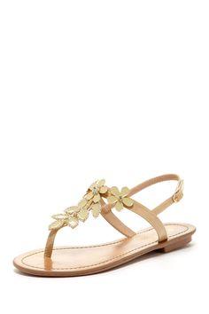 Restricted Trixy Embellished Sandal- Soooooooo cute!!!!!