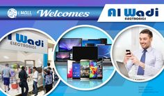 iMall #welcomes Alwadi Complete Solutions, offering #everything in the #Computer #World. #Sales & Servicing of #Computers & #Laptops, #Equipment & #Accessories #Supply, #Software, #Multimedia #Products, #datarecovery , #Network #Systems & #Solutions, for both individuals at #home and #business #users alike. This and more coming soon at iMall To book your shop here, call +971-55-9360002 or +971-52-9797303. Visit…