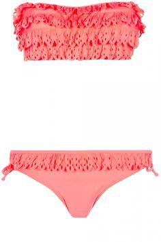1c9429234a 46 Best Bikini's images | Bathing Suits, Beach playsuit, Bikini tops