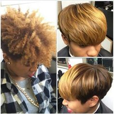 Love the versatility of this cut