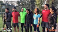 Después de las fiestas comenzamos nuestra jornada de entrenamiento a las 7:00 #Polar #RoadRunnersChile #Runners #TrailRunners @polarglobal