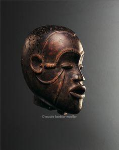 Masques africains - Les Musées Barbier-Mueller