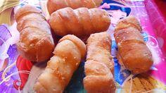 Recetas Sencillas: Tequeños Hot Dog Buns, Hot Dogs, Simple Recipes, Easy Meals, Favorite Recipes, Bread, Food, Simple, Meal