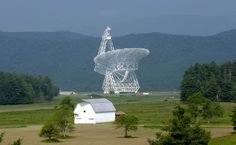 National Radio Astronomy Observatory - Green Bank, West Virginia