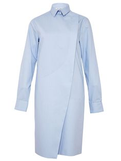 Paco Rabanne Womens Cotton Shirt Dress | LN-CC