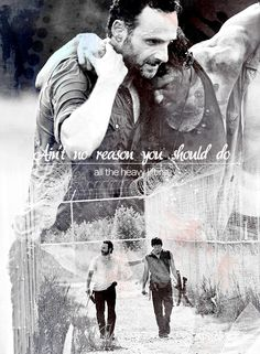 The Walking Dead // Rickyl