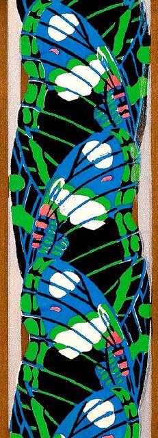 """Papillons"" - E. A. Seguy by docarelle, via Flickr"