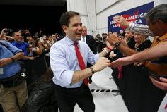 Given violence, Rubio raises doubts that he can support Trump as the GOP nominee - The Washington Post
