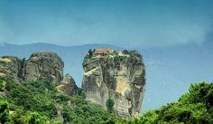 A place beyond imagination – Meteora, Greece