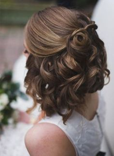 Medium Length Wedding Haircuts 2016