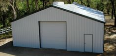 Steel Metal Garages 0 Buck Steel