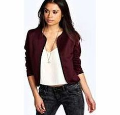 boohoo Clara Contrast Trim Scuba Jacket - berry azz20076 Breathe life into your new season layering with the latest coats and jackets from boohoo. Supersize your silhouette in a puffa jacket, stick to sporty styling with a bomber, or protect yourself from t http://www.comparestoreprices.co.uk/womens-clothes/boohoo-clara-contrast-trim-scuba-jacket--berry-azz20076.asp