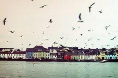 Claddagh, Galway, Ireland  LOVED