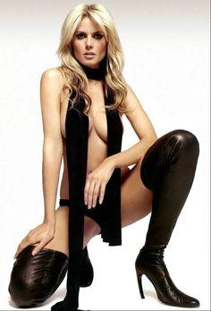 Heidi Klum....