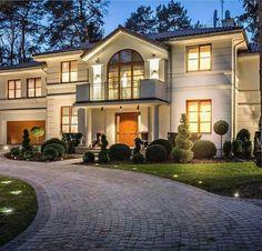 Millionaire Homes Fancy Houses, Nice Houses, Amazing Houses, Dream Homes,  My Dream