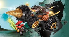 70502 Cole´s Earth Driller