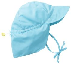 be1f0dd95a0 i play. Baby Unisex Solid Brim Sun Protection Hat UPF 50 -- Want to