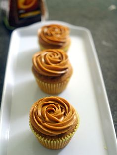 Can't get enough coffee? Try these Coffee Cupcakes with Coffee Buttercream.