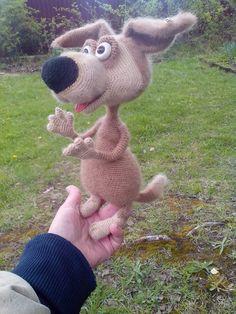 Пёс Барбос - Создаем амигуруми вместе - Форум почитателей амигуруми (вязаной игрушки)