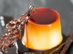 Le flan au caramel au micro-ondes
