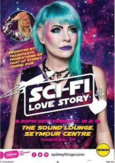 Poster for the show, opening on Sept 17 at #seymourcentre in Sydney foe #sydneyfringe!! Also Sept 18 & 19. Get your tix now!! Sydneyfringe.com