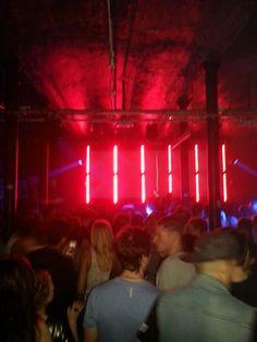 Brickworks, Nottingham #rave #warehouse #house