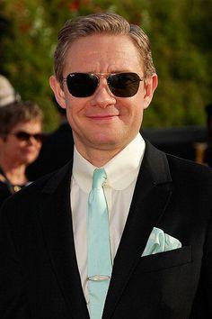 Martin Freeman at The Hobbit World Premiere