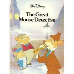 The Great Mouse Detective by Walt Disney
