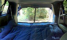 Easy DIY Minivan Camping Conversion on Pinterest https://www.vanchitecture.com/2018/01/21/easy-diy-minivan-camping-conversion-pinterest/