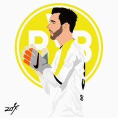 Roman Burki - Borussia Dortmund