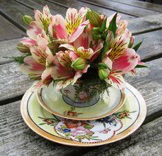 23Ideas originales para decorar tuhogar con flores