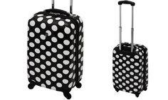 "Heys USA 21"" Hardside Spinner Carry-On Luggage -Suitcase Combination Lock #Heys"