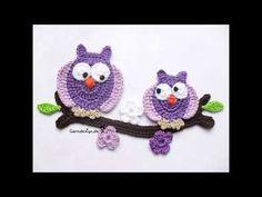 Imágenes de patrones crochet ANIMALES - YouTube