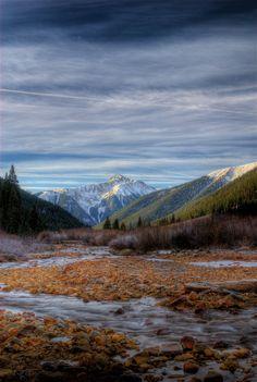 San Juan Mountains (Colorado) by Wayne Boland