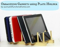 How to Organize your Gadgets