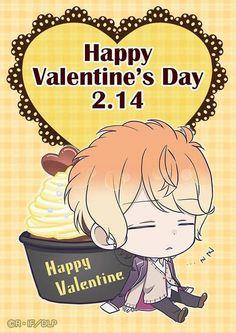 Diabolik Lovers - San Valentin - Shu