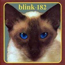 """Cheshire Cat é o álbum de estréia da banda Blink-182, lançado em 17 de Fevereiro de 1994, em sua contra-capa  existe as cançoes """"Ben Wah Balls"""", """"just About done"""" e """"Depends"""" que estão em cor roxa, elas não são reais. As demais letras das canções estão   impressas na cor amarela."""