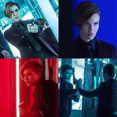 """836 mentions J'aime, 1 commentaires - Ruby Rose Official Updates™ (@rubyroseofficialupdates) sur Instagram : """"Honestly Ares could punch me in the face and I would thank her  . . . . #rubyrose #johnwick2"""""""